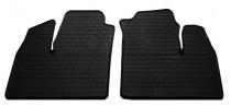 Резиновые коврики Фиат Добло 1 (комплект ковриков в салон 2 шт)