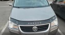 Мухобойка капота Volkswagen Touran 1 (рестайлинг)