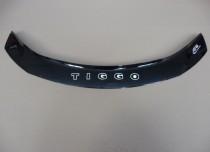 Дефлектор капота Чери Тигго 5