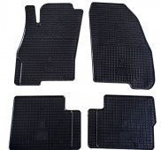 Резиновые коврики Fiat Punto 3 (автомобильные коврики в салон Фиат Пунто 3)