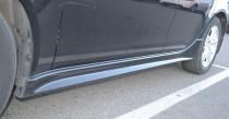 боковые пороги Mitsubishi Lancer X