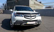 Фото спойлера на авто Acura Mdx (купить накладку на задний бампе