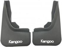 Передние брызговики на Renault Kangoo 2 для авто с 2008 года