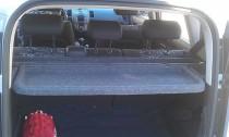Полка в багажник Киа Соул (полка багажника Kia Soul)