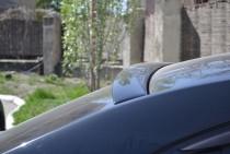 Накладка на заднее стекло Джили Эмгранд Ес7 (спойлер бленда)
