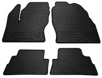 Резиновые коврики Ford Kuga 2 (автомобильные коврики в салон Форд Куга 2)