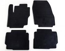 Резиновые коврики Форд Мондео 4 (коврики в салон Ford Mondeo 4)