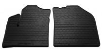 Резиновые коврики Ford Connect грузовой (ковры салона для Форд Коннект 1)