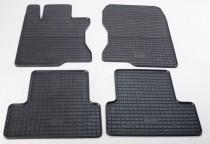Резиновые коврики Хонда Аккорд 8 (коврики в салон Honda Accord 8)