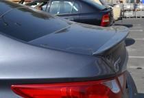 Купить спойлер на крышку багажника Hyundai Sonata 6 YF