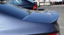 Лип спойлер на кромку багажника Хендай Соната 6 седан
