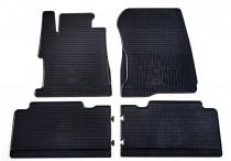 Резиновые коврики Honda Civic 9  (коврики в салон Хонда Цивик 9)