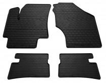 Резиновые коврики Хендай Акцент 3 (коврики в салон Hyundai Accent 3)