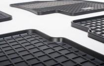 Установка модельных грязезащитных ковриков Хендай Акцент-Верна