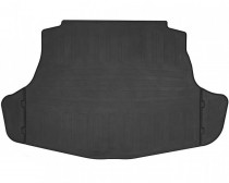 Коврик в багажник Тойота Камри 70 цвет черный