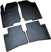 Резиновые коврики Hyundai i30 (коврики в салон Хендай Ай 30)