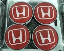Колпачки в титановые диски Honda