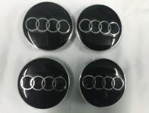 Колпачки в титановые диски Audi диаметр 65мм