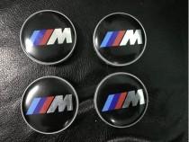 Колпачки в литые диски BMW стиль M диаметром 55 мм