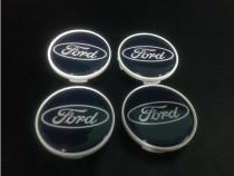 Колпачки для титановых дисков Форд черные