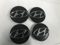 Колпачки в заводские диски Hyundai 55мм