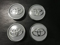 AVTM Колпачки в титановые диски Toyota диаметр 55мм