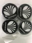 Заглушки в титановые диски Дэу размерность 65мм