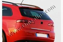 Хромированная кромка багажника Альфа Ромео 159
