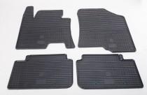 Автомобильные коврики Kia Ceed 2 (коврики в салон Киа Сид 2)