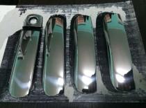 Хром накладки на ручки Ауди А6 С6