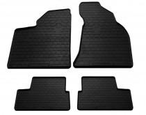 Резиновые коврики Ваз 2112 (автоомобильные коврики в салон Лада 2112)