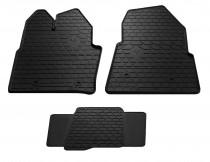 Stingray Резиновые коврики Форд Транзит 7 комплект 3шт