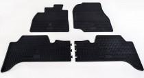 Резиновые коврики Lexus LX 470 (коврики в салон Лексус LX 470)