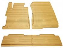Бежевые коврики для Хонда Цивик 8 седан