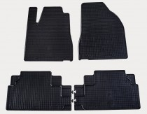Резиновые коврики Lexus RX 350 (коврики в салон Лексус рх 350)