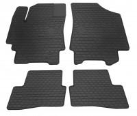 Резиновые коврики Hyundai Creta комплект 4шт