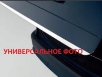 Хромированная кромка багажника Шевроле Каптива
