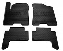 Резиновые коврики Infiniti QX56 комплект 4шт