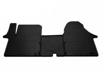 Резиновые коврики Рено Трафик (коврики в салон Renault Trafic)