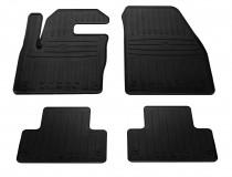 Резиновые коврики Range Rover Evoque комплект 4шт