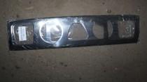 Хром накладки на стопы Ситроен Джампер 2 метал