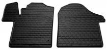 Резиновые коврики Мерседес Вито W447 комплект 2шт