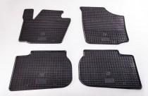Резиновые коврики Seat Toledo 4 (коврики для Сеат Толедо 4)