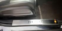 Накладки на внутренние пороги Dodge Nitro