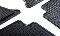 Комплект модельных ковриков салона Subaru Forester 4 (установка