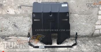 Защита двигателя Киа Спортейдж 4 с 2015 года
