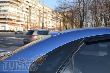 Купить козырек спойлер на стекло Chevrolet Lacetti седан (Киев,