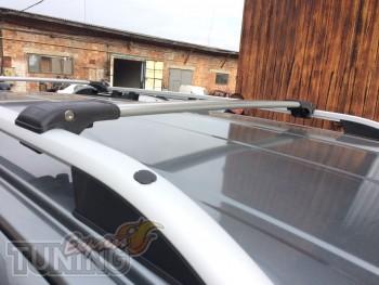 Купить рейлинги на крышу Рено Сандеро 2