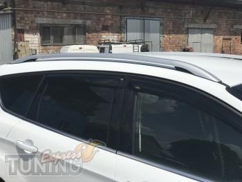 Оригинальные рейлинги на крышу Ford Kuga 2
