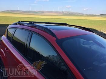 Алюминиевые перемычки на крышу Форд Куга 2